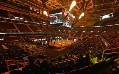 NBA Signs Deal For COVID Screening Technology; Plans on Full Capacity Games Next Season