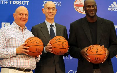 Top 5 Richest NBA Franchise Owners