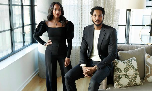 Carmelo Anthony Launches Production Company Creative 7