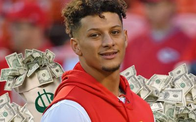 Patrick Mahomes: What a Half Billion Dollar Contract Can Buy
