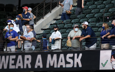 What It's Like Attending an MLB Game During Covid-19