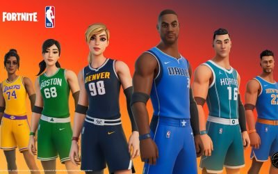 """Fortnite Teams Up With NBA For Virtual Event """"The Crossover"""""""