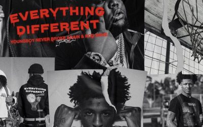 """Kawhi Leonard's 'Culture Jam' Releases First Single """"Everything Different"""" with NBA YoungBoy and Rod Wave"""