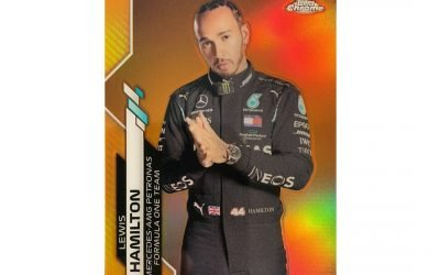 F1 Racing Trading Cards Prices Are Skyrocketing