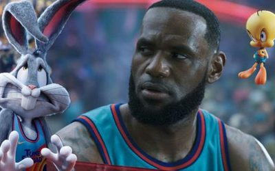 LeBron James Details Why He Produced & Starred In 'Space Jam: A New Legacy'