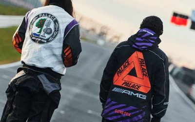 Palace Skateboards Launches Capsule Collection With Mercedes AMG