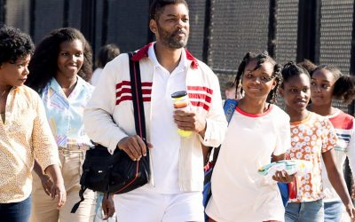 Will Smith Stars as Venus and Serena Williams' Father in Trailer for 'King Richard'