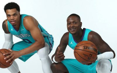 """Hornets' Miles Bridges and Terry Rozier Drops New Music Video """"ESPN"""""""